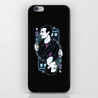 9th of Doctors iPhone & iPod Skin