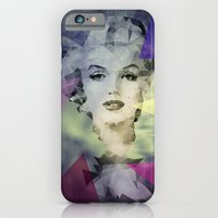 iPhone & iPod Case featuring Marilyn by Esco