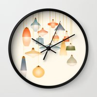 la belle lumière Wall Clock