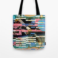 BLUE BALLS (Space is the Place) Tote Bag