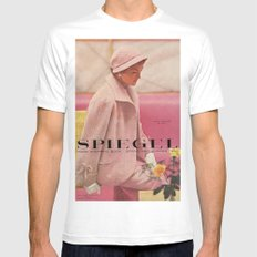1954 Spring/Summer Catalog Cover White SMALL Mens Fitted Tee