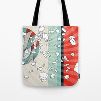 The Right Direction Of L… Tote Bag