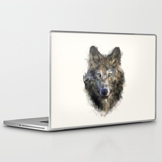 Wolf // Secure Laptop & iPad Skin