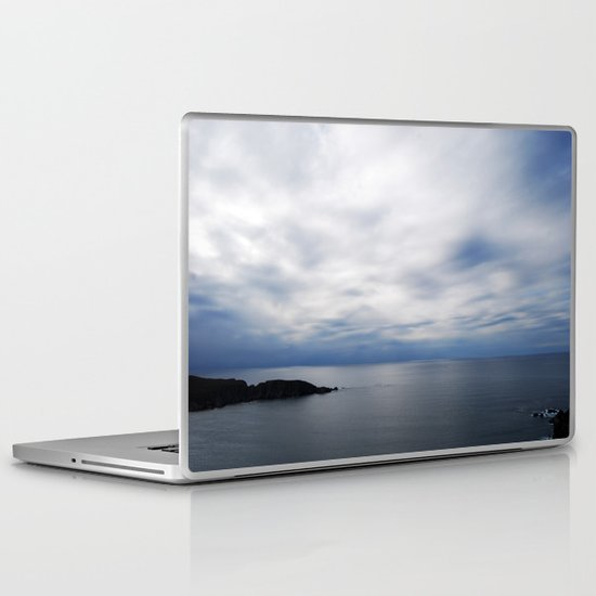Beyond the sea Laptop & iPad Skin