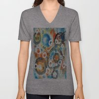 UNTITLED4 Unisex V-Neck