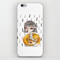Foxie iPhone & iPod Skin
