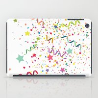 Wishes As Confetti / New… iPad Case