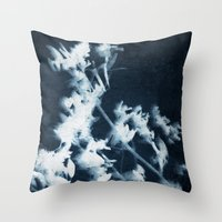 Botanical Series I Throw Pillow