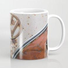 Rusty VW Mug