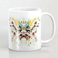 Chinese Opera Mask Mug
