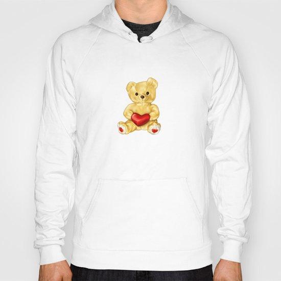 Teddy Bear Hypnotist Hoody