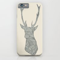 iPhone & iPod Case featuring Deer. by floor-pies