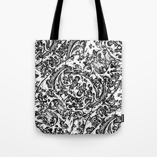 Abstract #1 Tote Bag