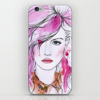 Charlotte Free iPhone & iPod Skin