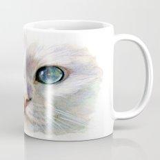 White Cat 844  Mug