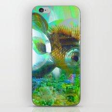 Nolkefei iPhone & iPod Skin