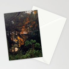 Hunting The Sunrise Stationery Cards