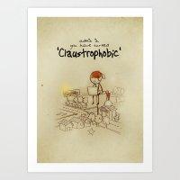 Unposted Letter -1 Art Print