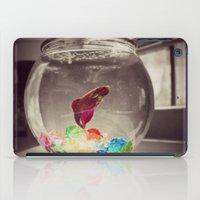 Swim In Color iPad Case