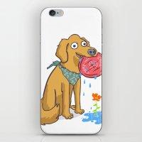 Dog Days iPhone & iPod Skin