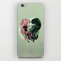 Bonnibel and Marcy: Complete me iPhone & iPod Skin