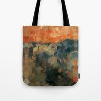 Panelscape Iconic - The … Tote Bag