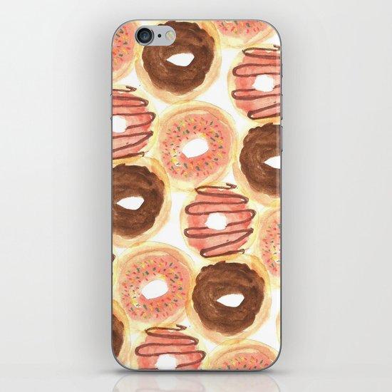 Mmm, Donuts. iPhone & iPod Skin