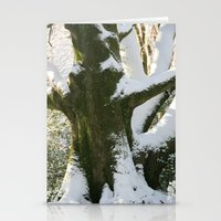 The Old Beech Tree Stationery Cards