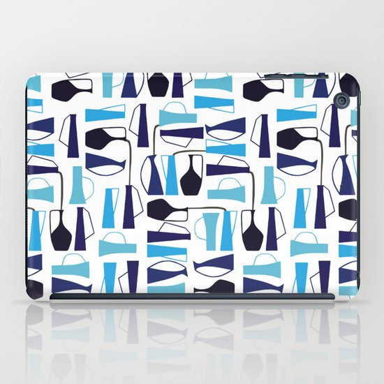 pouring pots iPad Case