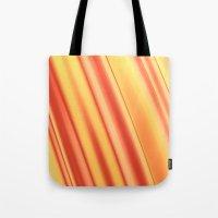 Orange One Tote Bag