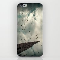 Vienna 04 iPhone & iPod Skin