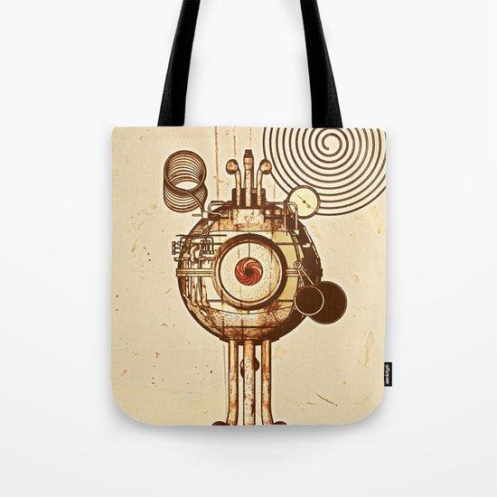hypnotism Tote Bag