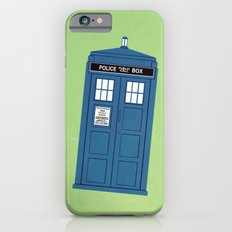 DOCTOR WHO. Slim Case iPhone 6s