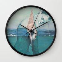 Amphibious Wall Clock