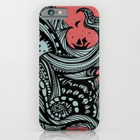 Phases of the Moon, Lady of the Sea iPhone 6 Slim Case