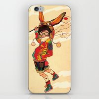The Land Of The Rising Z… iPhone & iPod Skin