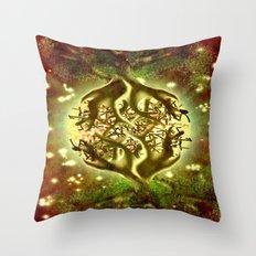 YGGDRASILL - 071 Throw Pillow