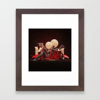 BP #3 Framed Art Print