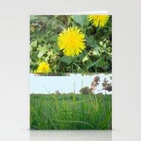 Grass Dandy Stationery Cards