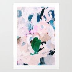 Palette No. Twenty One Art Print