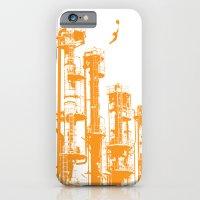 Factory Jump (orange) iPhone 6 Slim Case
