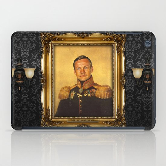 Neil Armstrong - replaceface iPad Case