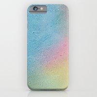 Rainbow Paddle Pop iPhone 6 Slim Case