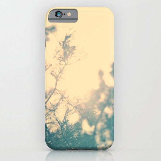 Sunny daze iPhone & iPod Case