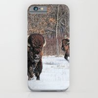 Running Wild iPhone 6 Slim Case