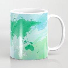 travel often.  Mug