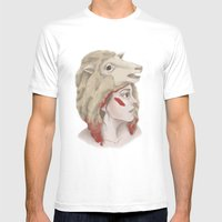 We Are Sheep Mens Fitted Tee White SMALL