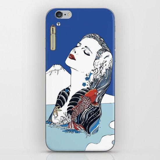 Onsen iPhone & iPod Skin