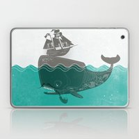 Belly of the Whale - Hipster Edition (with pirates) Laptop & iPad Skin