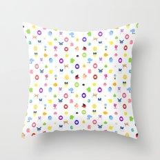 1997 Tamagotchi Throw Pillow